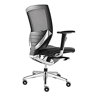 Arris Mesh Ergonomic Chair With Fabric Seat Office Products