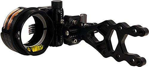 Axcel Rheo-Tech HD Sight - 5-Pin - .019 - Black