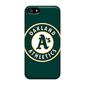 Fashionable WWa409njQF Iphone 5/5s Case Cover For Oakland Athletics Protective Case