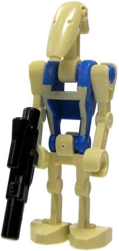 LEGO Star Wars LOOSE Mini Figure Battle Droid Pilot with Blaster [Version 3]