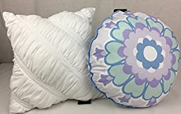 Cynthia Rowley 4 Piece TWIN Comforter Set Easy Care Polyester \