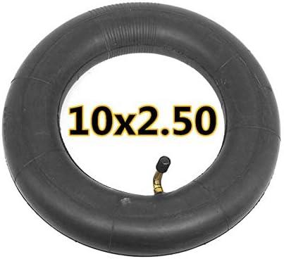 Mioloe Neumático Exterior 10x2.5 + cámara Interior para ...