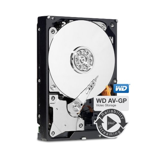 llance Hard Disk Drive -5400 RPM Class SATA 6Gb/s 64MB Cache 3.5 Inch Model WD30PURX ()