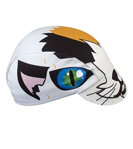 Alley Cat Cyling Cap - Made in the USA by Aero Tech Designs (Image #1)