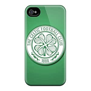 Scratch Protection Hard Cell-phone Case For Iphone 6plus With Support Your Personal Customized HD Celtic Fc Glasgow Pictures AnnaDubois