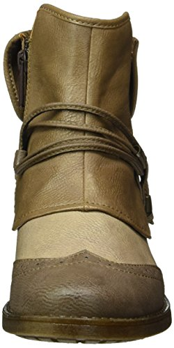 368 1229 Taupe Botines 501 para Erde mujer multicolor Mustang Marfil 6xxqTw5HYp