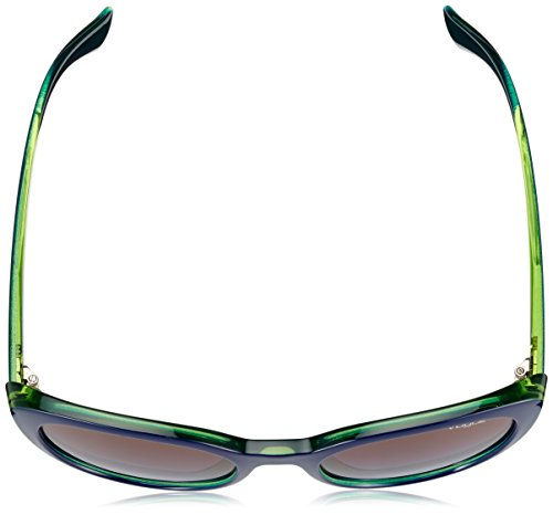 Vogue Blue Top VO2963S Tr Green Aqua Sonnenbrille rqBwr7