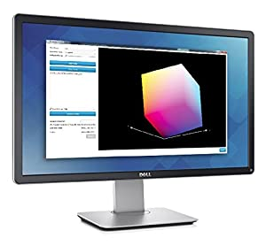 "FDA Cleared Dell UP3216Q 31.5"" Medical-Grade Monitor & Perfectlum Calibration Software (with X-Rite i1 Sensor) by Dell Inc. and QUBYX"