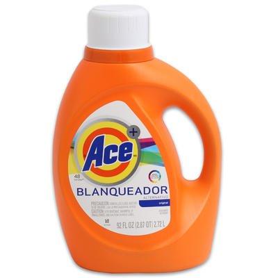 Ace Liquid - Ace Ultra Vivid White Bright Original Scent Liquid Laundry Detergent 48 Loads 92 Fl Oz