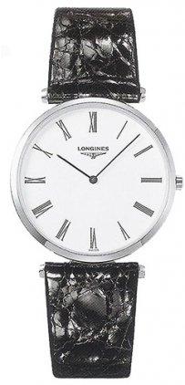 Longines L47554112 La Grande Mens Watch - White Dial ()