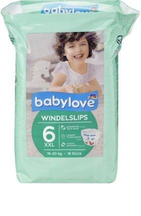 babylove Pants pañales adultos (tamaño 6, XXL 18 – 30 kg, ...