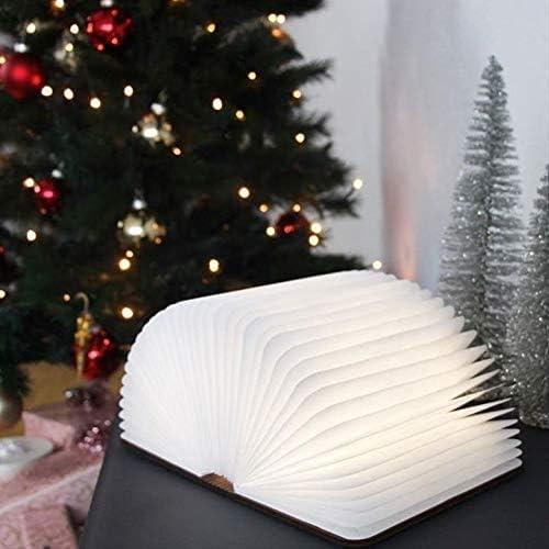 Lámpara LED Sailnovo con forma de libro por 21,99€ usando el #código: EGFGBO9F