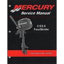 2007 MERCURY OUTBOARD 2.5/3.5 FOURSTROKE SERVICE MANUAL (348)