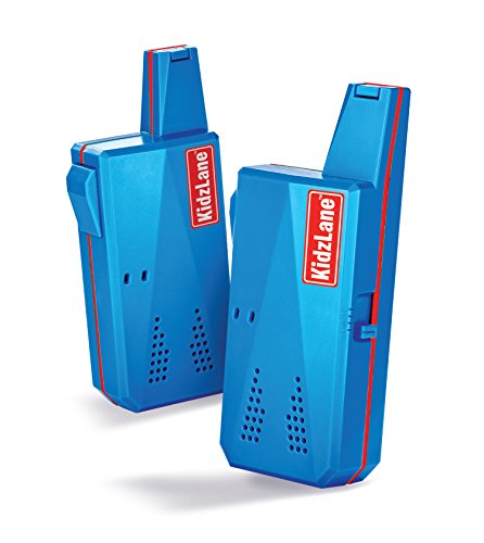 Easter Basket Stuffers. Kidzlane Durable Walkie Talkies, Easy To Use and Kids Friendly, 2 Mile Range, 3 Channel