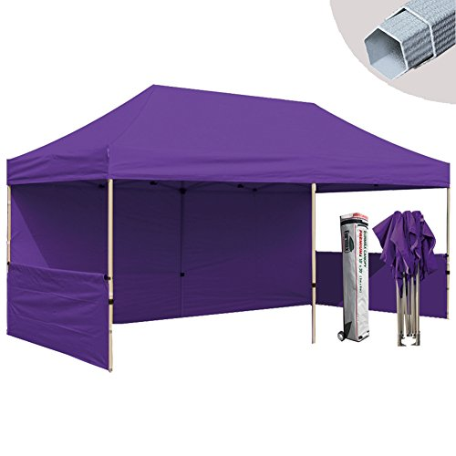 Eurmax premium 10x20 pop up tent canopy craft display for Display tents for craft fairs