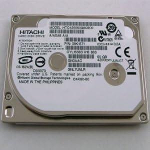 Hitachi Travelstar C4K60 HTC426060G8CE00 60GB Hard Drive