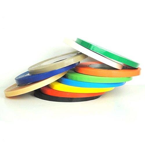 (Bag Sealing Tape - Colored (9535) (1/2