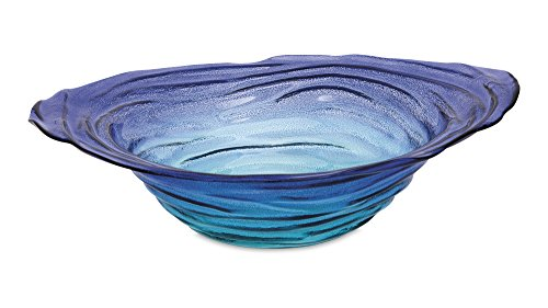 Recycled Glass Bowl (Glass Decorative Bowl)