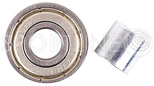 4/St Roulements ABEC 9/carbone de Ball Bearings Inline 8/prises ST huzz