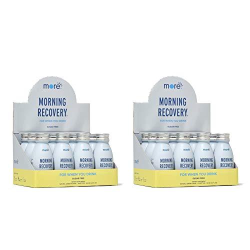 Morning Recovery, Lemon (Sugar-Free), Pack of 24