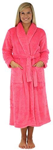 Sleepyheads Womens Jacquard Plush Fleece