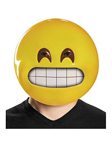 Disguise Grin Emoticon Mask