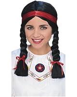 Native American Female Wig Costume Accessory