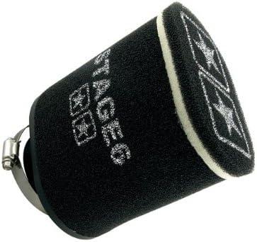 AirBox schwarz Racingluftfilter Stage6 Double-Layer Gross 70mm Anschluss