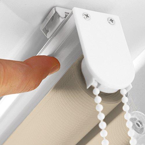 raffrollo 150 cm breit free raffrollo linen with. Black Bedroom Furniture Sets. Home Design Ideas