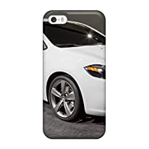 BrewerEdward FOpNWdC5160bXdJd Protective Case For Iphone 5/5s(dodge Dart Shiny White )