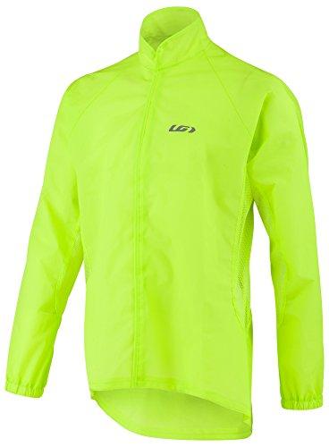 Louis Garneau - Clean Imper Bike Jacket, Bright Yellow, ()