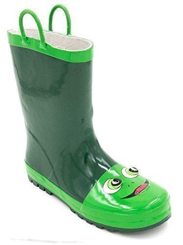 Mud Rocks Baby Boys Rubber Rain-Boots