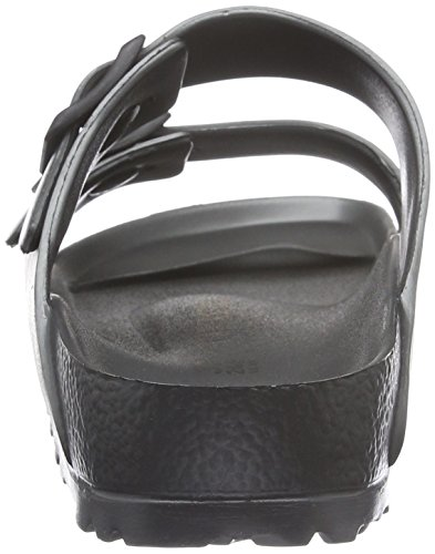 Birkenstock Arizona EVA - Mules Unisex adulto Gris - Grau (Metallic Anthracite)