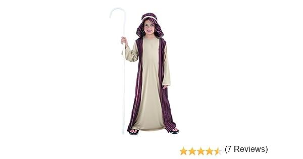 Fiori Paolo - Disfraz de San Jospe/Rey Magi/Virgen María para niño ...