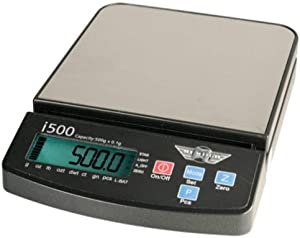 Ibalance 500 Electronic Table Top Digital Jewelry Scale (Black)