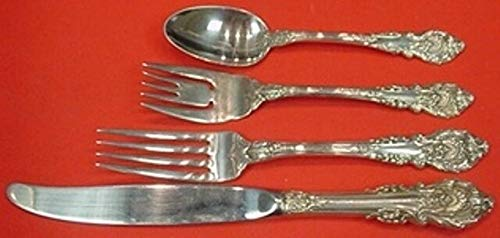 Sir Christopher by Wallace Sterling Silver Regular Size Place Setting(s) 4pc ()