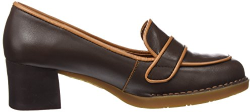 cuero Art Bristol Brown Pumps Women's Brown Star xqU5ZYqr