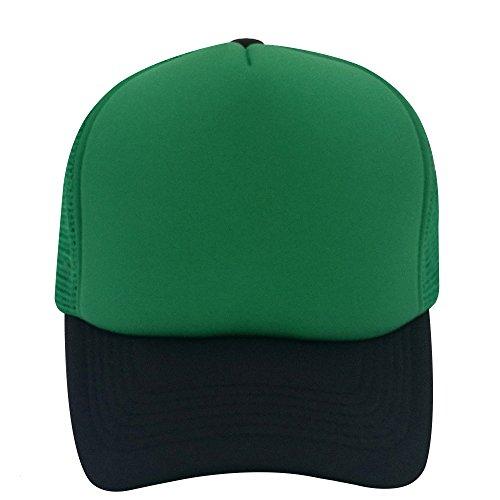 de negro verde spring para béisbol Gorra oriental hombre a7yUxFwgxq