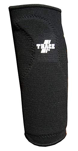 Adams Trace Softball Sliding Left Knee Guard, Black