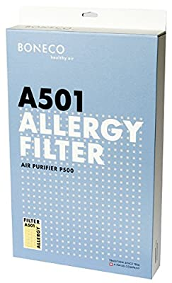 BONECO Allergy HEPA Filter A501 with Activated Carbon