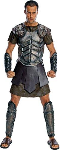 Morris Costumes Men's Deluxe Clash Of Titans Perseus Costume, X-Large (Clash Of The Titans Perseus)