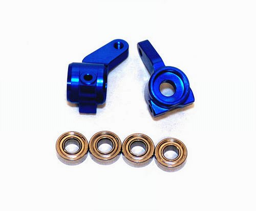 ST Racing Aluminum Oversized Front Knuckle for Traxxas 2WD Electrics