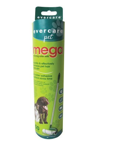 GREAT 。Evercareペットペット50 Layer Megaクリーニングrefill50.0 EA (2pk) B07CNMDHWR
