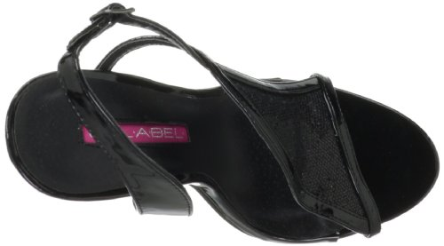 C Label C 4 Black Dress Sandal Womens Milan Label Womens ASTnfwOq