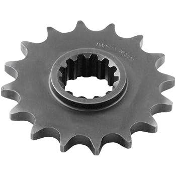 Sunstar Steel Front Sprocket - 18T , Sprocket Teeth: 18, Color: Natural, Sprocket Position: Front, Sprocket Size: 530, Material: Steel 51118