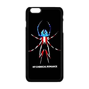 "Danny Store Hardshell Cell Phone Cover Case for New iPhone 6 Plus (5.5""), My Chemical Romance"