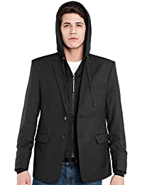 "<span class=""a-offscreen"">[Sponsored]</span>Travel Jacket - Blazer - Male - Black - XS"