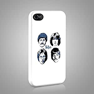 THE BEATLES JOHN LENNON PAUL MCCARTNEY CASE COVER FOR Candy Case - iPhone 5 5S - Beatle 01