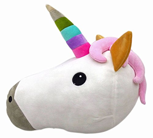 WEP Unicorn Stuffed Plush Pillow product image