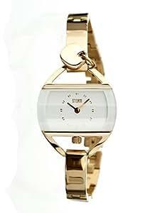 Storm TE47013/GD 47013/GD - Reloj para mujeres, correa de acero inoxidable color dorado
